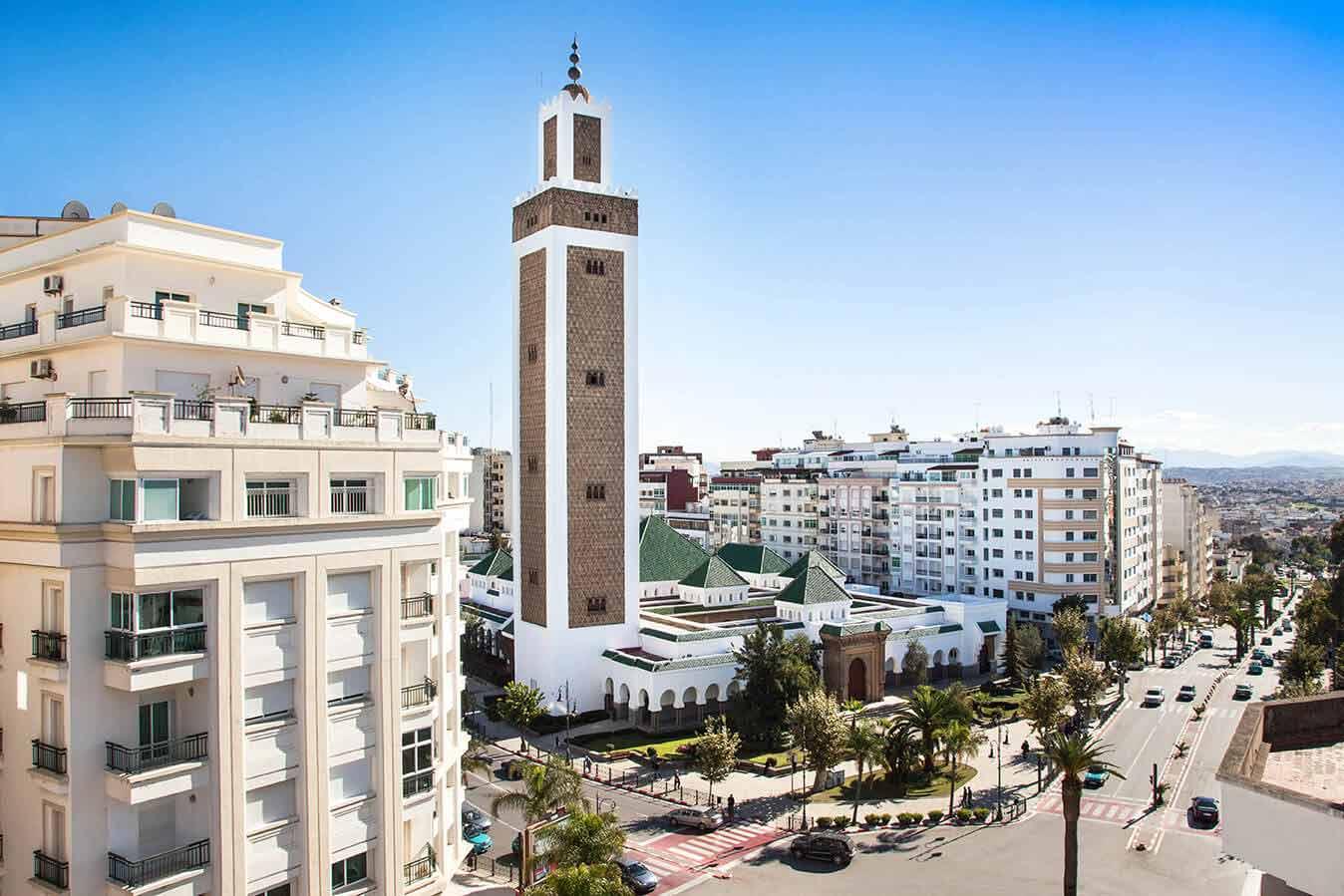 Rencontre maroc menara